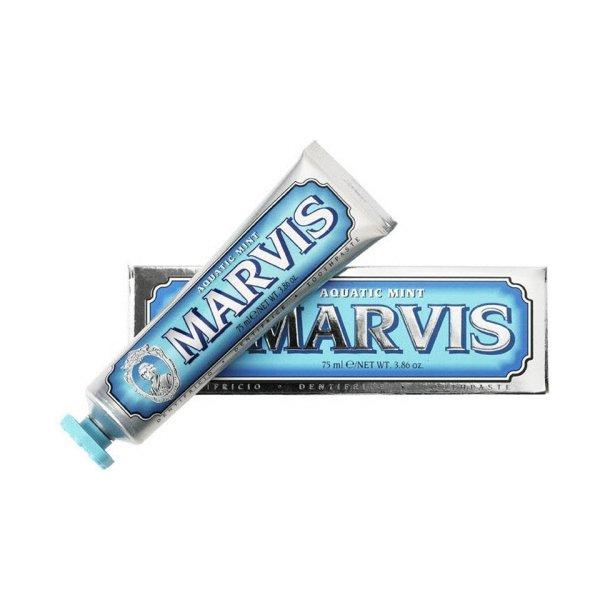 Marvis Aque Mint Tandpasta