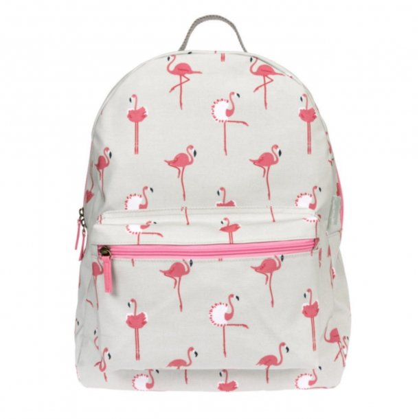 Flamingo rygsæk