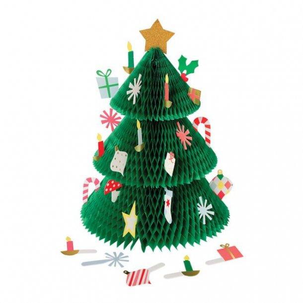 Juletræ som julekalender