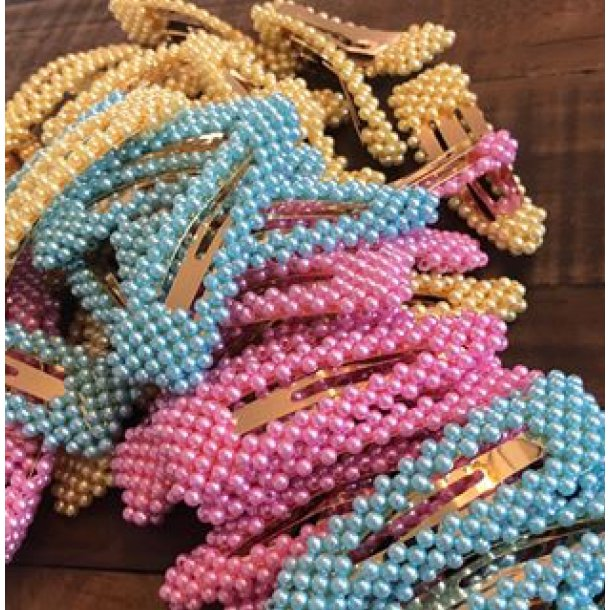 Perle spænde