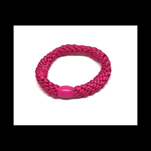 Kknekki hårelastik pink